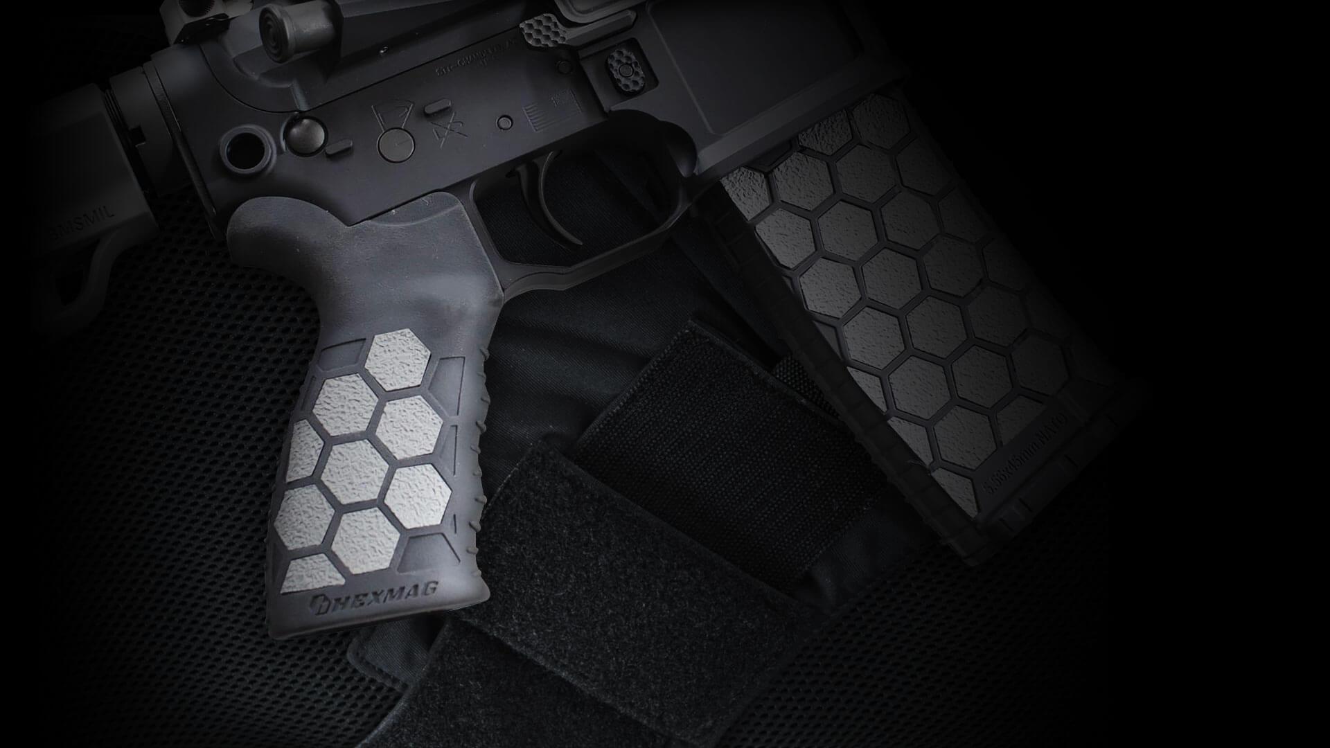 Hexmag Tactical Grips – Best Gun Grips for Sale – Hexmag